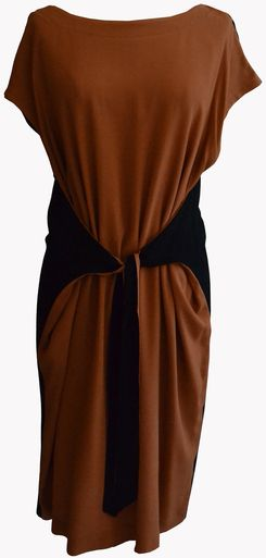 Dualist reversible dress from Zygzo