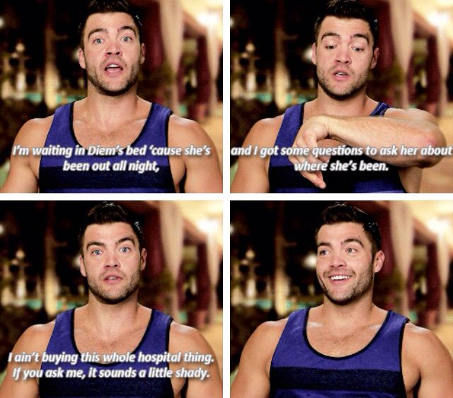 Aww CT, The Challenge Battles of The Exes 2