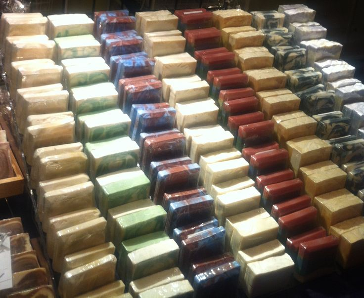 Selling soap - more mistakes to avoid--some sound advice for your craft booth!