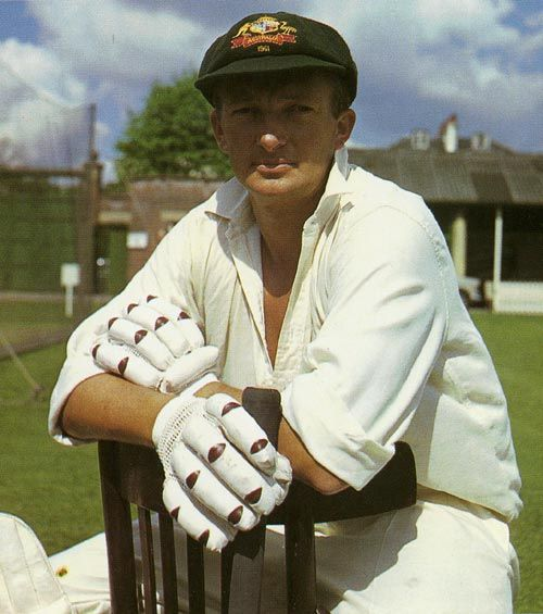Richie Benaud - Australian Test Cricket Captain.