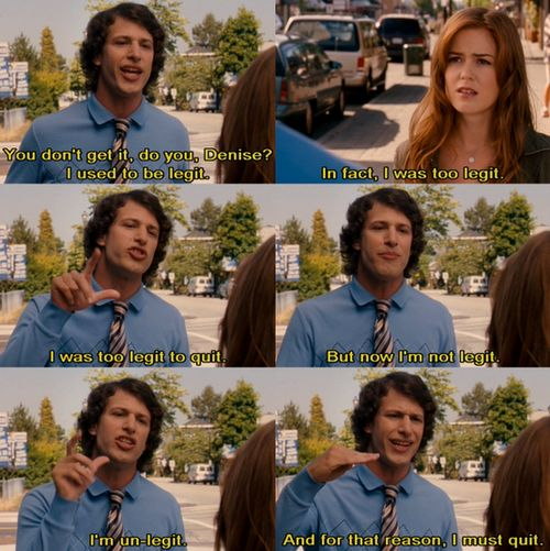 I watched this movie with Erin for the first time at the beginning of summer and we both love this part!!