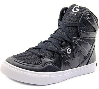 G by Guess Otrend Round Toe Canvas Sneakers.