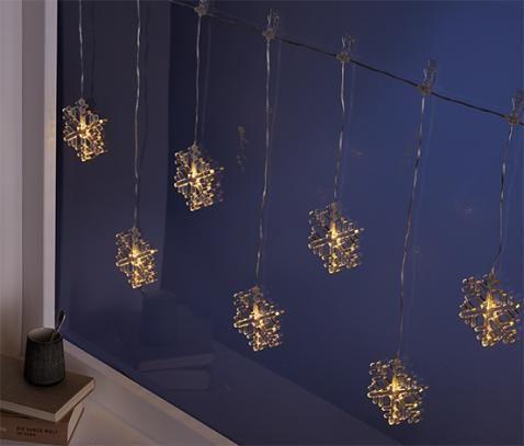 LED-Lichtervorhang online bestellen bei Tchibo 332481