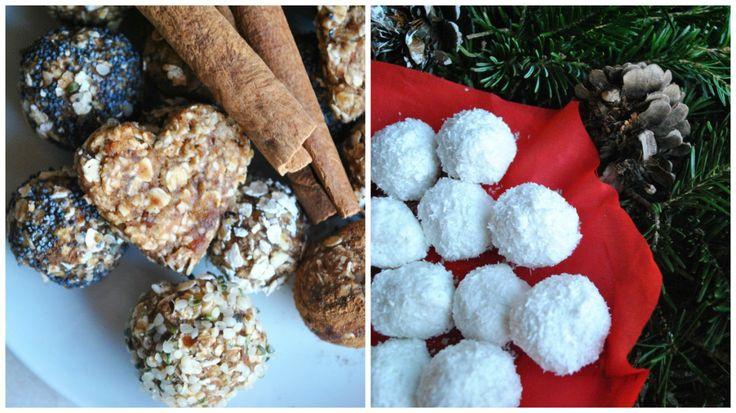 2 Deserturi gustoase și sănătoase pentru masa de sărbători