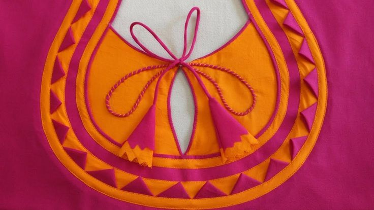 Very Beautiful Blouse Neck Design In Very Easy Way (करवाचौथ स्पेशल) Cutt...