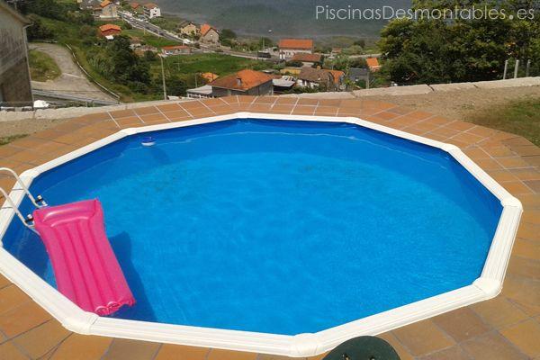 Desde esta piscina hay unas vistas espectaculares for Piscinas espectaculares