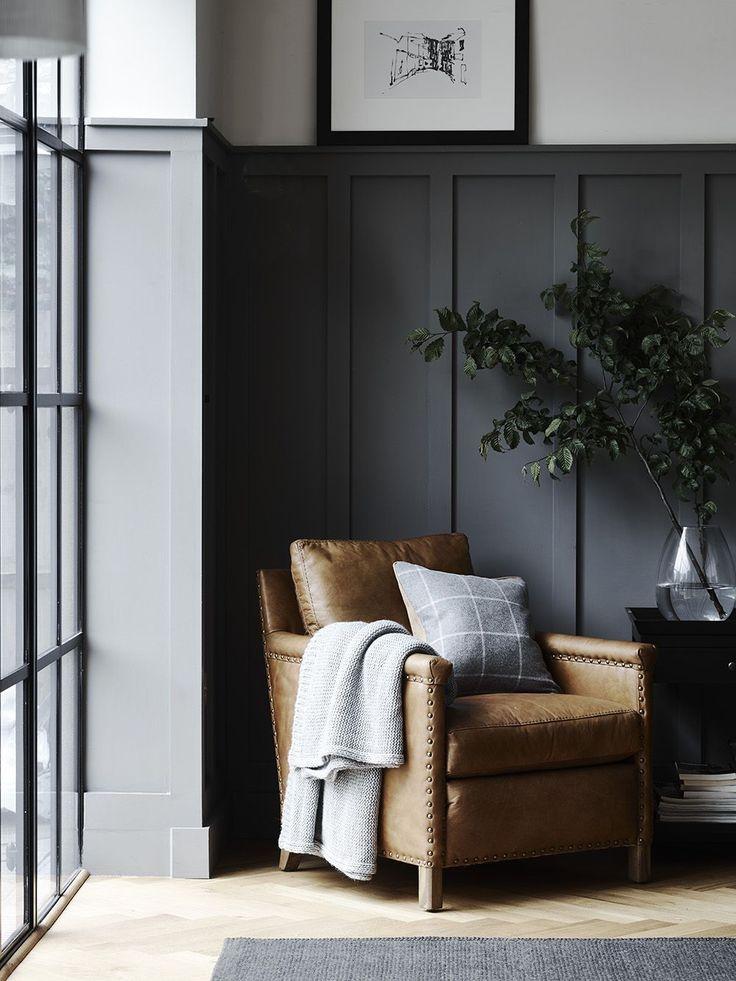 Best 25+ Charcoal walls ideas on Pinterest | Dark grey ...