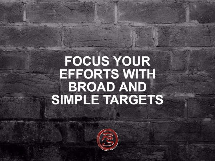 Keep yourself and your campaign on track with defined targets – this will allow you to refine content as needed but keep the campaign goals and objectives in check.    #RockSocial #RockSM #OnlineCampaigns #SMM #SocialMedia