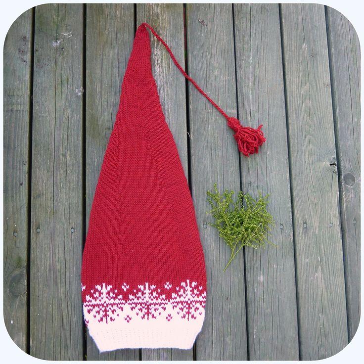 Ravelry: Langlue - nisselue/ Santa hat by MaBe