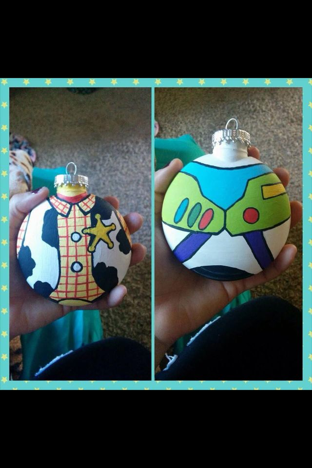 Toy Story Holidays : Toy story ornaments holidays pinterest ornament