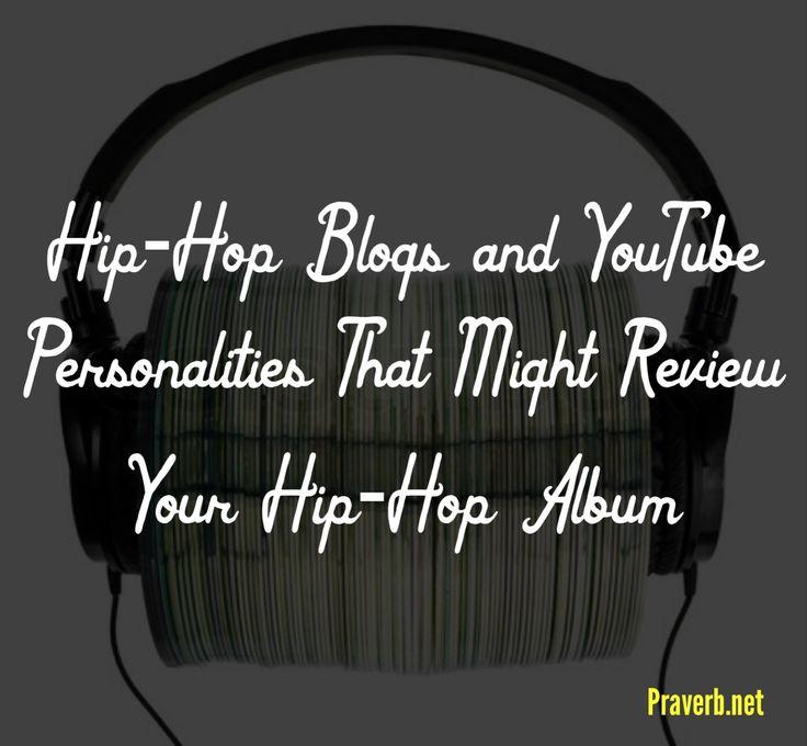 how to write a hip hop music review
