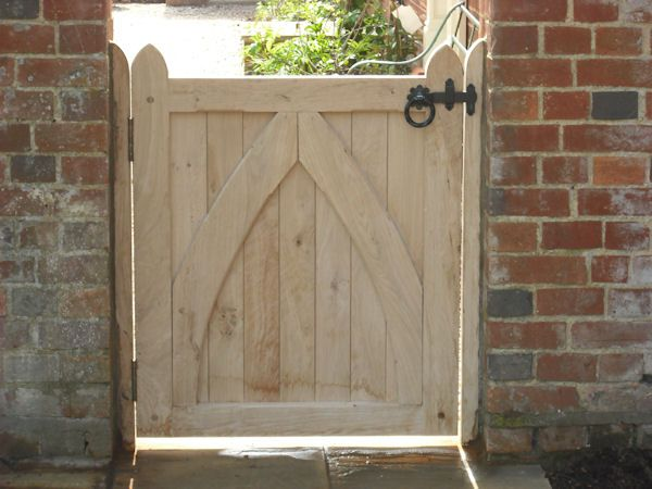 Best 25 Wooden Gates Ideas On Pinterest Wooden Garden