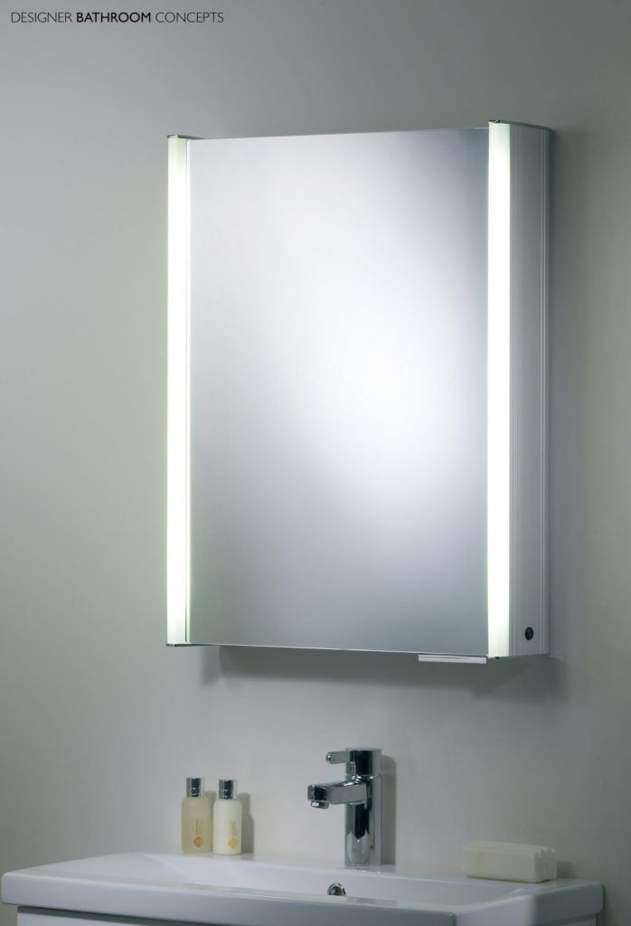 Illuminated Bathroom Cabinets Mirrors