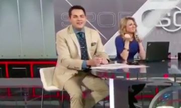 ESPN Anchor Asks Why Only Black Players Are Criticized For Touchdown Dances the
