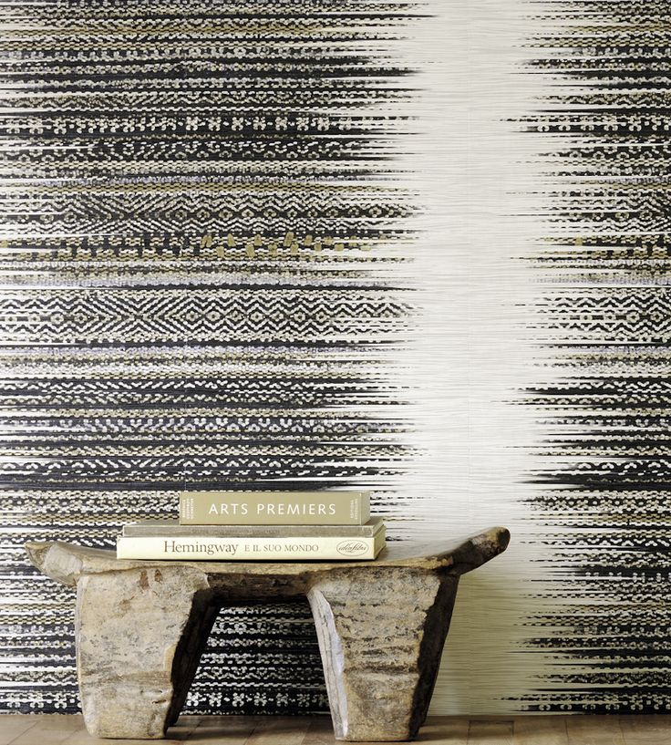 New this week | Vulcano Wallpaper by Elitis | Jane Clayton