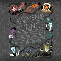 http://www.adlibris.com/se/organisationer/product.aspx?isbn=1449486347 | Titel: Women in Science 2018 Wall Calendar: 50 Fearless Pioneers Who Changed the World - Författare: Rachel Ignotofsky - ISBN: 1449486347 - Pris: 158 kr