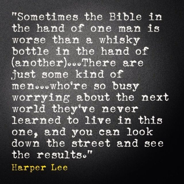 To Kill a Mockingbird. I read these words for the first time when I was 9 years old. They helped define who I have become entering my 6th decade.