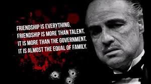 Resultado de imagen para the godfather quotes