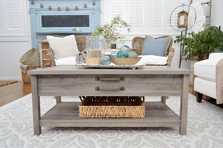 Home Modern Farmhouse Dining Farm House Living Room Coffee Table