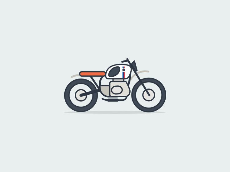 the famous BMW R80 G/S which is my dream bike.. illustrate for practice minimalistic render from actual image.. enjoy guys..