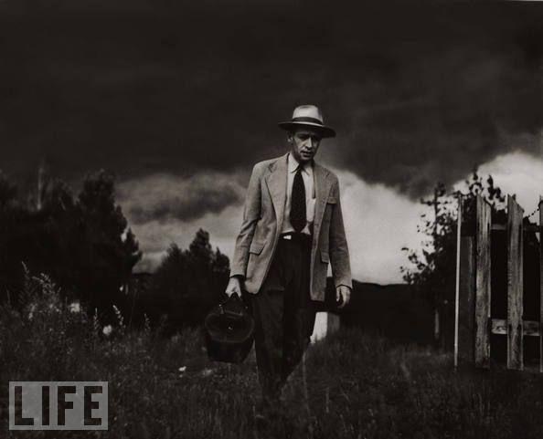 """""""Country Doctor"""" - classic photo essay from Life. Now 100% available online."""