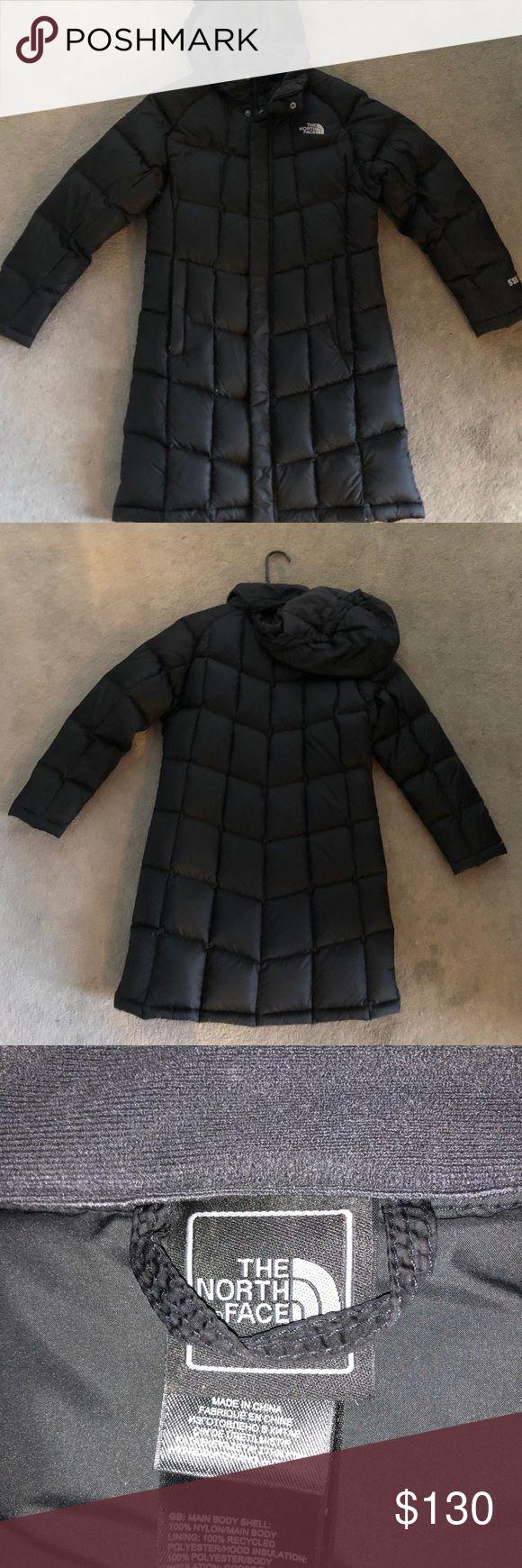 KIDS NORTH FACE PARKA BLACK WARM KIDS LARGE PARKA FOR SALE!!! The North Face Jackets & Coats