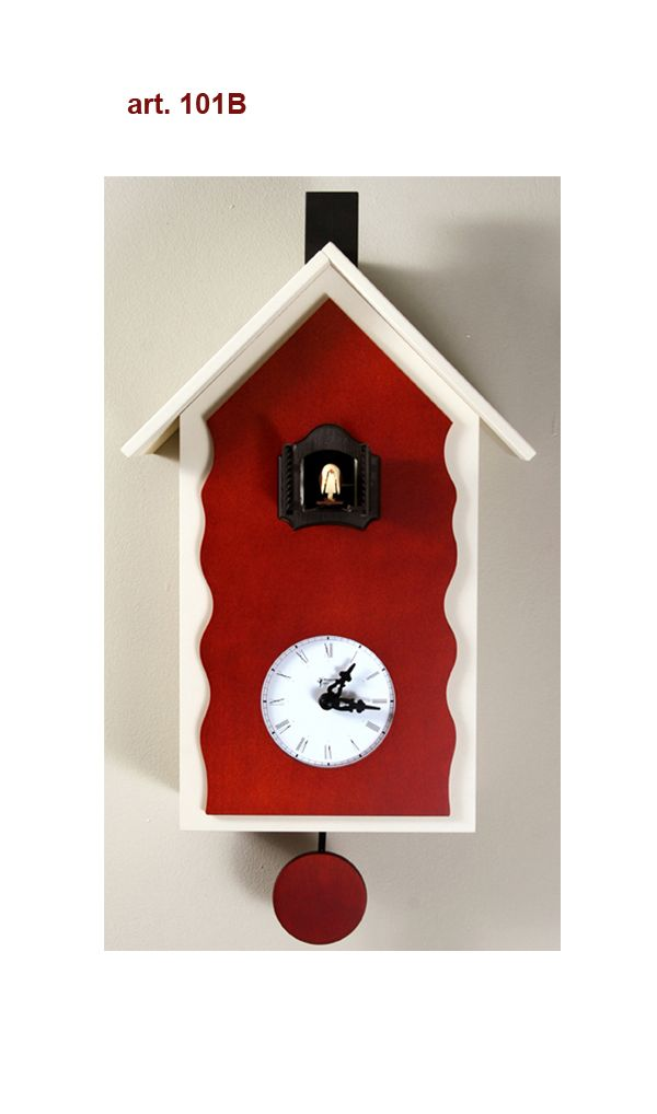 1000 images about modern cuckoo clocks design gifts ideas on pinterest shops blame and clock - Contemporary cuckoo clock ...