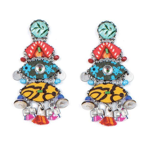 Ayala Bar 2014 | Hot Tamale Earrings