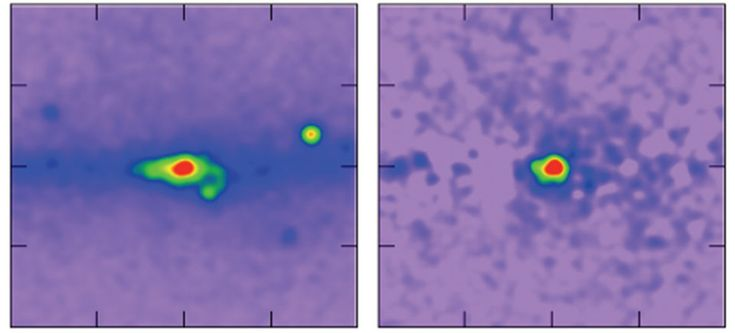 NASA's Astronomy Picture Of The Day: Gamma Rays From Galactic Center Dark Matter