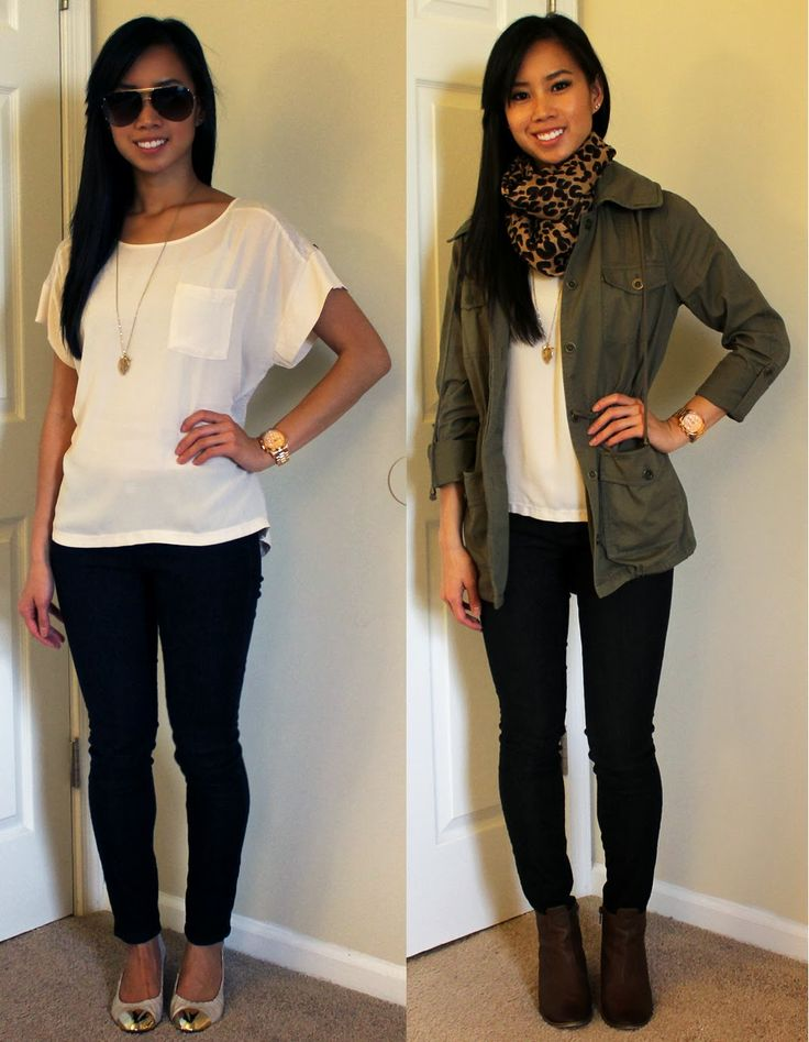 Be Linspired: Summer to Early Fall Outfit Ideas