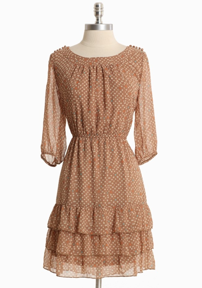 English Afternoon Printed Dress: Fashion, Bridesmaid Dresses, Cute Dresses, Printed Dresses, Afternoon Printed, 2Dayslook Printeddress