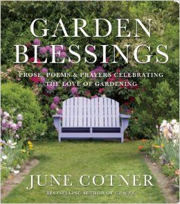 One of my poems is featured in Garden Blessings, available on Amazon.