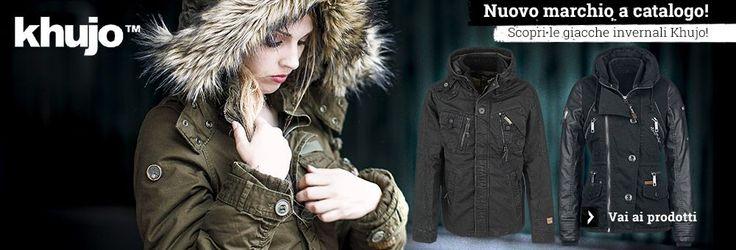 L'inverno sta arrivando (concedeteci la citazione). Il clima si fa giorno dopo giorno più rigido, le giornate si accorciano e il gelo sta tornando. E' giunto il momento di scegliere la giacca invernale, il capo che ci accompagnerà durante tutta la stagione fredda, avvolgendoci e tenendoci al caldo mentre siamo fuori casa. Per questo su EMP abbiamo accolto un nuovo marchio, #Khujo, con la sua splendida collezione di giacche, per lui e per lei.