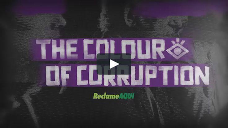 Vigie Aqui, The Colour Of Corruption