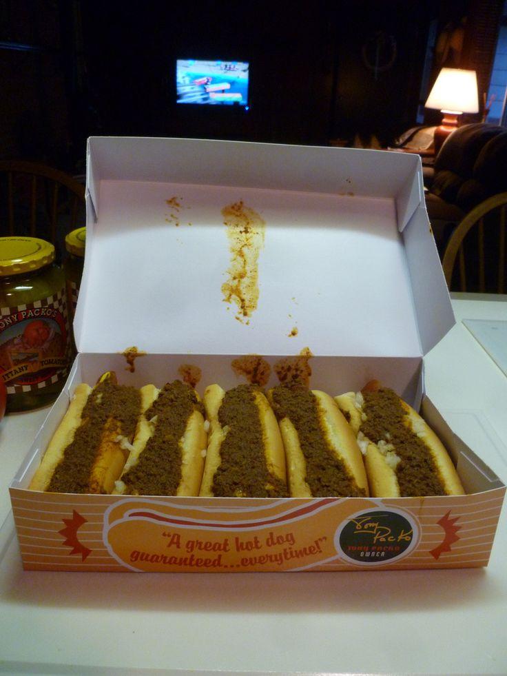 Tony S Hot Dogs