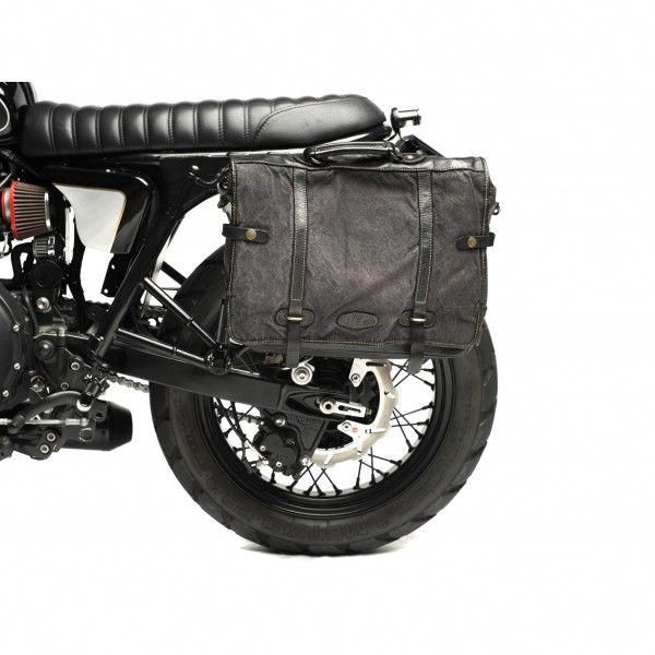 This Is A Really Great Concept If You Want Scramblersaddlebags Bike Saddle Bags Motorcycle Saddlebags Bike Gear