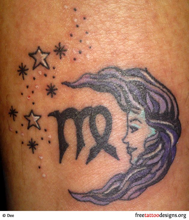 Best 25+ Virgo Tattoos Ideas On Pinterest