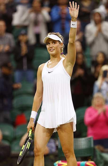 Nike Tennis Dress Wimbledon 2016