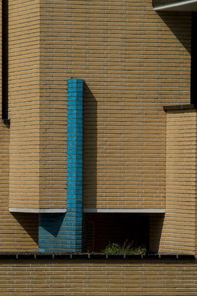 W.M. Dudok, Raadhuis, Hilversum, Noord-Holland.