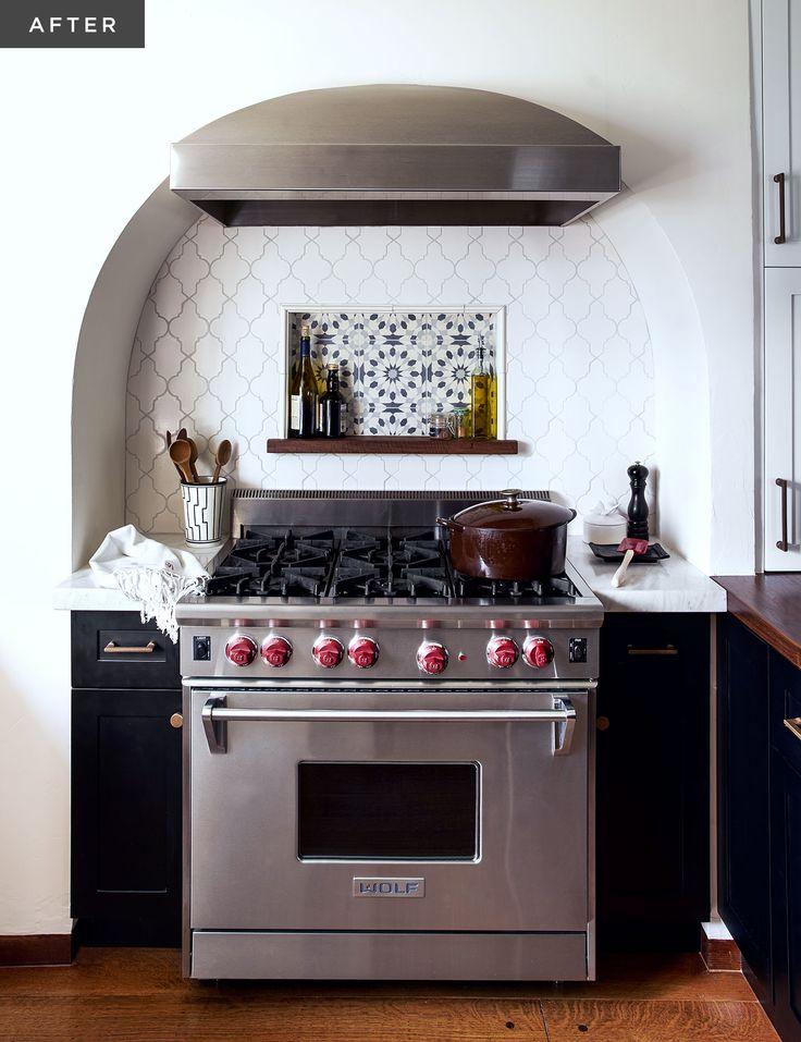 A Modern Moroccan Kitchen Rue 41