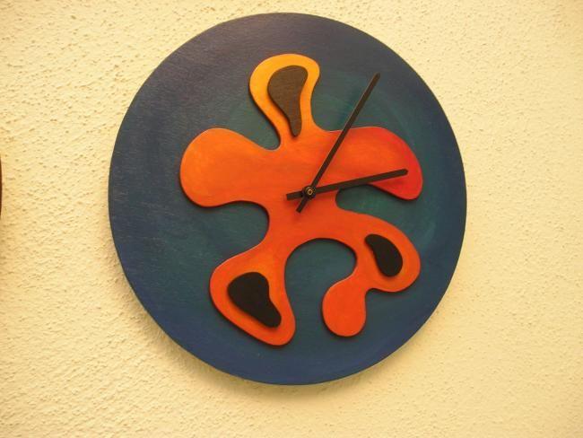 orologio macchia