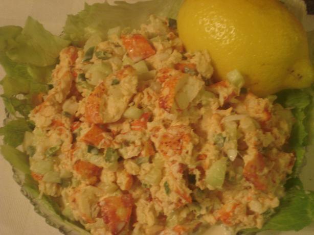 Lobster Salad (British Virgin Islands -- Caribbean) | Receita