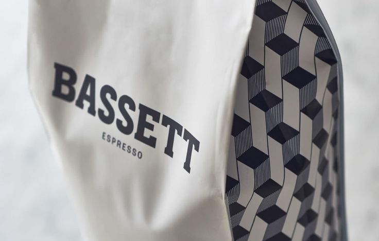 Bassett Espresso packing by SquadInk