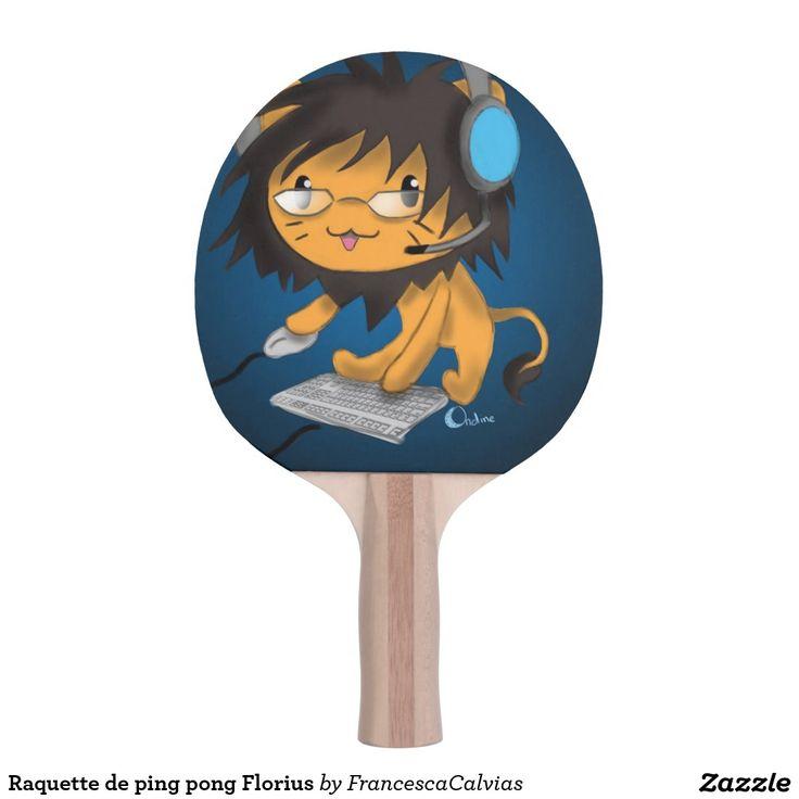 Raquette de ping pong Florius