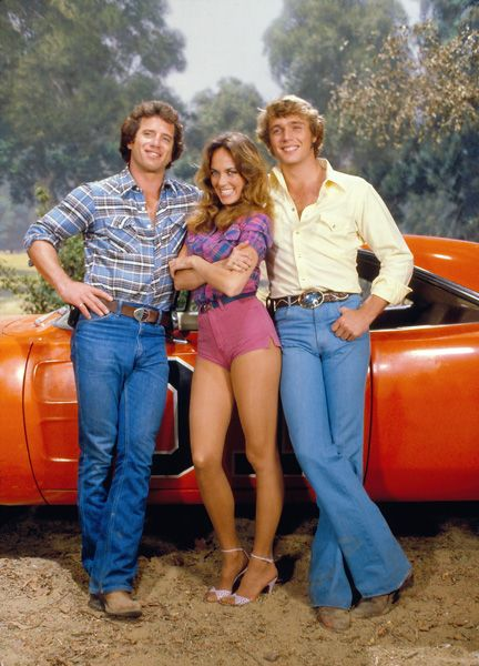 Catherine Bach 1979 // Daisy Duke - AKA Catherine Bach the Original ...#{TRL} (Dukes of Hazzard 1970s.)                                                                            Luke and Bo.