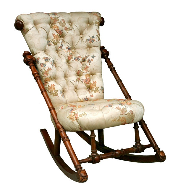 17 best images about swings rocking chairs benches on - Rocking chair jardin ...