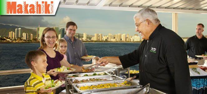 Alii Kai Catamaran Dinner Cruise | Roberts Hawaii
