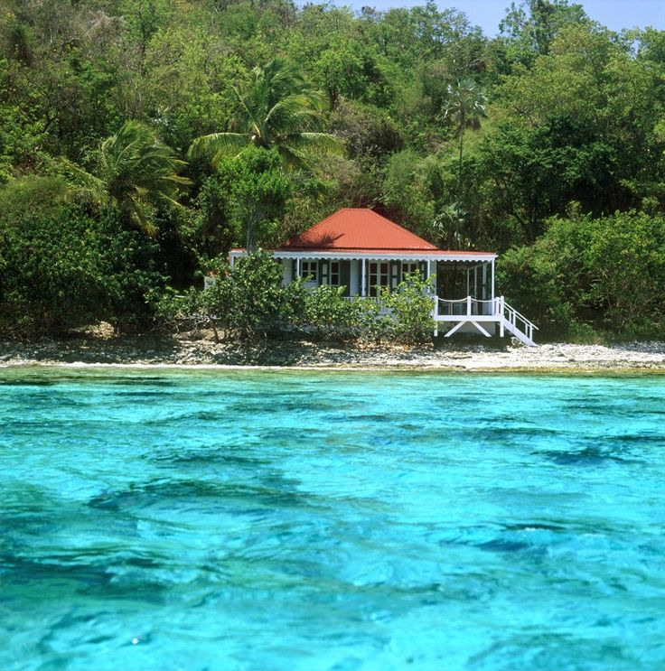 Private Island Beaches: Little Thatch Island Vacation Rental