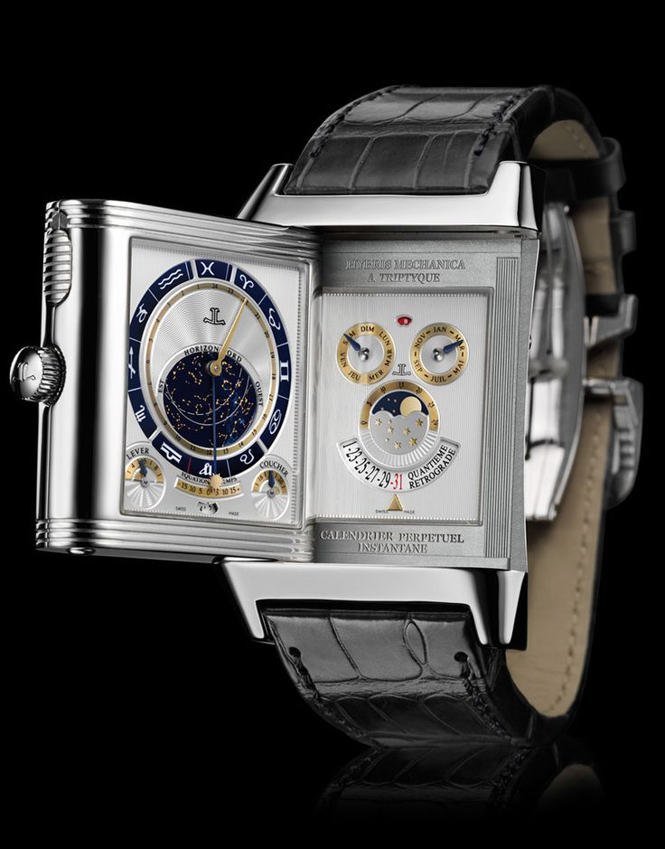 jaeger reverso a tryptique ... beautiful ... only 375,000 dollars ... nbd