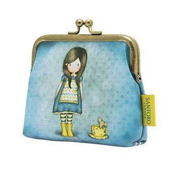 Πορτοφόλι με κούμπωμα Gorjuss